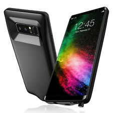 Super-High Capacity Extended Battery Case Ultra TOUGH For Samsung Galaxy Note 8
