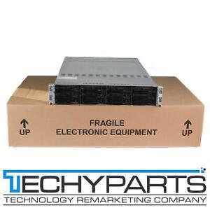 "Supermicro 6027TR-HTRF 2U 3.5"" LFF 12-Bay 4-Node X9DRT-HF CTO SuperServer"
