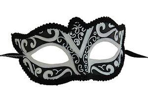 Ladies Sexy Classic Eye Mask Masquerade Mask Venetian Costume Ball Wedding Party