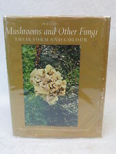 H. Kleijn MUSHROOMS AND OTHER FUNGI Doubleday First Edition 1962 HC/DJ