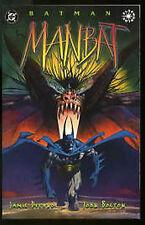 BATMAN MAN-BAT #1-3 NEAR MINT COMPLETE SET 1995 DC/ELSEWORLDS