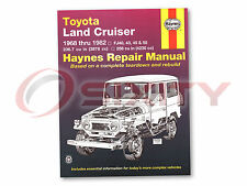 Haynes Toyota Land Cruiser FJ40 43 45 55 60 68-82 Repair Manual 92055 Shop rp