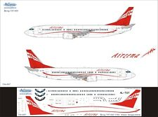 Boeing 737-400 1/144 Airzena (Georgian Airlines) Decal by Ascensio 734-007