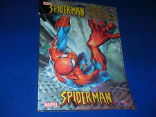 Marvel Neo 3D Poster Lenticular Image 2003 Spider-Man  NIP Sealed Piece
