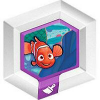 DISNEY INFINITY - FINDING NEMO MARLIN'S REEF POWER DISC (TOY) (TOYS)