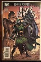 Black Panther issue #2 VF/NM 1st Print Marvel Hudlin J Scott Campbell Cover