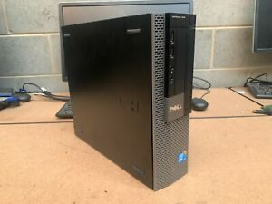 Dell Optiplex 960 Desktop Core 2 Quad 4GB DDR2 500GB HDD AMD Radeon GPU