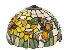 Paralume di ricambio stile TIFFANY per applique lampadari in ferro ottone 30 cm