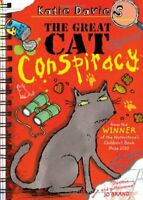 (Very Good)-The Great Cat Conspiracy (Paperback)-Davies, Katie-1847385974