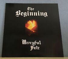 MERCYFUL FATE The Beginning 1987 UK/Dutch pressed vinyl LP EXCELLENT CONDITION