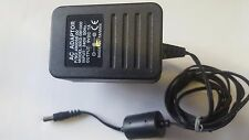 AC ADAPTOR 490058-00 MKD-091000 9V 1A UK PLUG