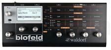 Waldorf Blofeld Synthesizer - Desktop Version Schwarz Wie Neu