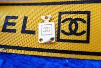 1 one Chanel button 1 pieces  0,6 inch 16 mm cc logo    emblem 💔💙💜