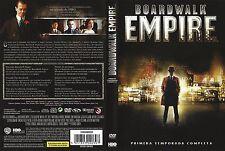 BOARDWALK EMPIRE PRIMERA TEMPORADA COMPLETA EN DVD NUEVO A ESTRENAR CON PRECINTO