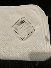 Abyss Habidecor Super Line BATH  SHEET White Egyptian Cotton 40X72 NEW