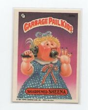 Sharpened Sheena Garbage Pail Kids Card # 269 A   NEXT DAY SHIP AFTER PAYMENT