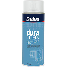 Dulux Duramax 300g Glass Frosting Effect - Spray Paint