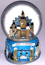 London Landmarks Snow Globe, Brand New, London Souvenir Collectible
