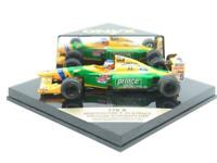 Onyx Diecast 176A Benetton Ford B 193 B Prince M Schumacher 1 43 Scale Boxed