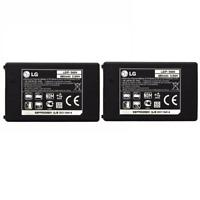 KIT 2x LG LGIP-340N 950 mAh Replacement Battery for LG GR500 Rumor 2 Tritan