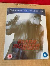 Blade Runner The Final Cut UK Premium Edition Blu Ray Steelbook NEW & SEALED OOP