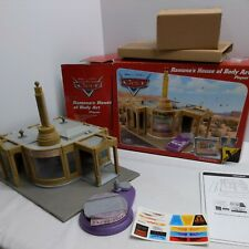 Mattel Disney Pixar Cars Ramone's House of Body Art Playset