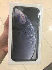 Apple iPhone XR - 64GB - Black (Unlocked) A1984 (CDMA + GSM) BRAND NEW SEALED