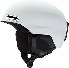 Smith Optics Maze Snowboard Ski Helmet XL -NEW- Men's Matte White Extra Large