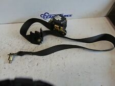 Mercedes Vito W638 96-03 Seatbelt Belt Passenger left Front Black 6388600885