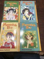 Marmalade Boy manga lot volume 1,3,4,7 English shoujo tokyopop Free Shipping