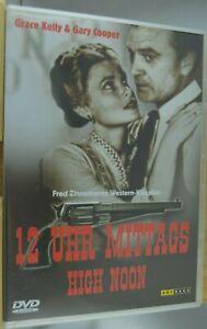 12 Uhr Mittags - High Noon (1999), DVD Grace Kelly,Gary Cooper [k4] sehr gut
