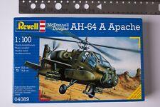 Revell 1/100 Ah-64a Apache Model Kit