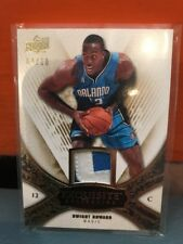 2008-09 Upper Deck Exquisite Dwight Howard Patch #'d 10