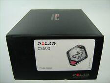 POLAR CS500 HEART RATE MONITOR BIKE RUN FITNESS + FREE HAT AND ARM BAND 90037715