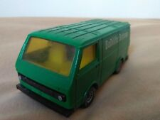 Preciosa miniatura Siku #1334 Volkswagen LT28 Badische Zeitung. Escala 1:55.