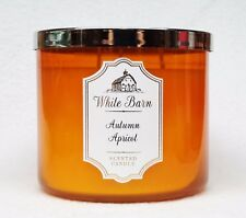 1 Bath & Body Works AUTUMN APRICOT Large 3-Wick Filled Candle MANGO NECTAR MUSK