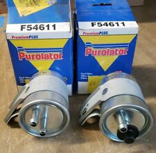 (2) Purolator F54611 Fuel Filter 19JS-0194-B3