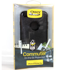 Authentic OtterBox Commuter Series Case For iPhone 6S Plus & 6 Plus Black