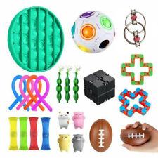 Fidget Toys Set 22 Pack Sensory Tools Bundle Stress Relief Hand Toys Kids Adults
