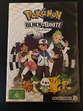 Pokemon - Black & White : Season 14 : Collection 2 (DVD, 2012, 3-Disc Set)