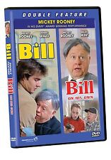BILL / BILL ON HIS OWN (Mickey Rooney Double feature) -  DVD - REGION 1 - Sealed