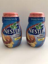 Two Nestea Sweet Iced Tea Mix - Lemon Naturally Flavored - 45.1oz