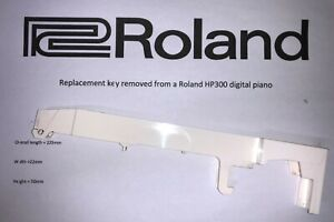 Replacement keys & hammers for Roland digital pianos using PA4A keybed