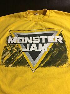 Monster Jam Shirt-XL