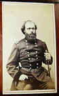 CDV PHOTO OF CIVIL WAR MAJOR GENERAL GILLMORE w/ SIGNATURE BY COOLEY BEAUFORT SC