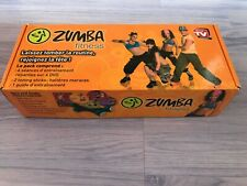 Coffret de danse / fitness / sport Zumba Fitness neuf