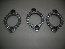 EXHAUST COLLERS CLAMPS FLANGES COLLECTABLE OLD USED PARTS YAMAHA TRIPPLE XS750