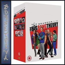 THE BIG BANG THEORY COMPLETE SEASONS 1 2 3 4 5 6 7 8 9 10 & 11 ** BRAND NEW DVD
