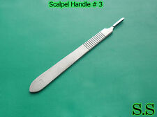 800 Scalpel Handle #3 Surgical Veterinary Instruments