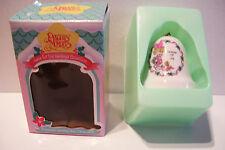 1995 Enesco Christmas Bell Ornament Precious Moments Porcelain with Original Box